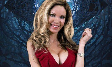 Alicia Douvall: la modella che ha speso 1 milione di sterline in chirurgia