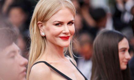 Nicole Kidman e l'eterna giovinezza