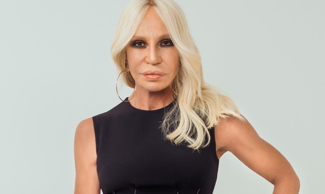 Donatella Versace e la chirurgia estetica